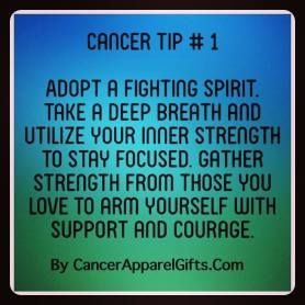 Cancer Tip Number 1