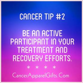 Cancer Tip Number 2